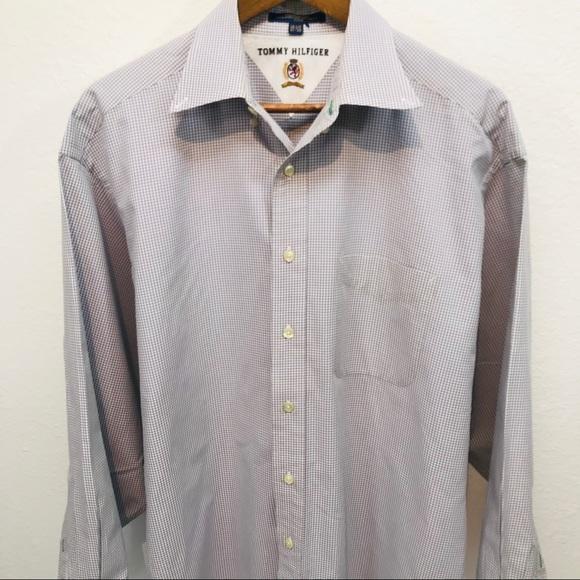 Tommy Hilfiger Other - Tommy Hilfiger - Vintage Shirt - Mens 16.5/32-33
